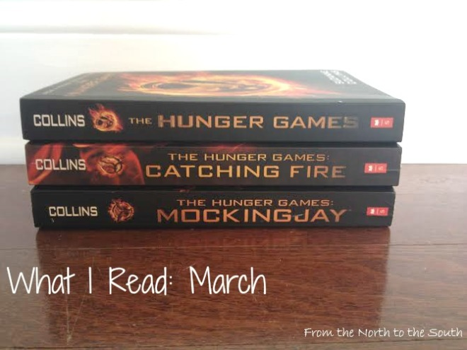 What I Read March